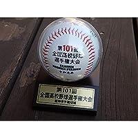 第101回甲子園大会令和元年記念ボール