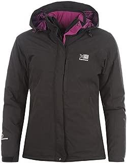 Womens Ladies Urban Padded Jacket Coat Waterproof Breathable Outerwear