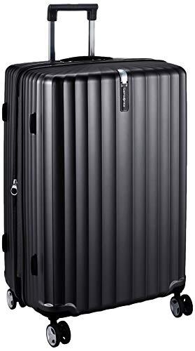 [サムソナイト] スーツケース エナウ スピナー 75/28 EXP 保証付 110L 5.3kg ブラック