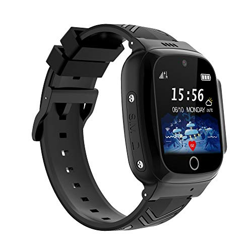 ELEJAFE Kids Smart Watch LBS GPS Tracker IP68 Waterproof kids smart watches...