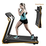FISUP Foldable Electric Treadmill for Home Office use Exercise Equipment Walking Jogging Silent with...