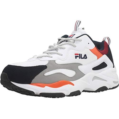 Fila 1010685 Sneakers Uomo Bianco 42