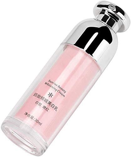 Crema blanqueadora para aclarar la piel, 30 ml de blanqueamiento hidratante, rejuvenecedor, crema rosa tierna para el pezón de los labios, el bikini íntimo del cuerpo privado, la axila