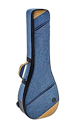 ORTEGA Softcase für Standard 5 String Banjo - Ocean Blue (OSOCABJ-OC)