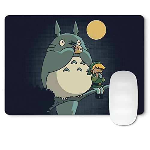 Tapis de souris Zelda & Totoro