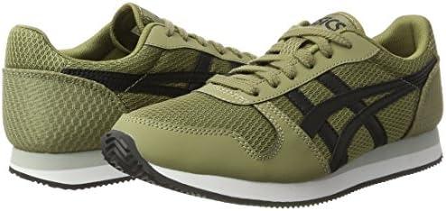 ASICS Men's Curreo II Running Shoe HN7AO-0890 ALOE/BLACK 9 US ...