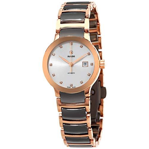 Rado Centrix Automatic Diamonds R30183762 - Reloj de pulsera