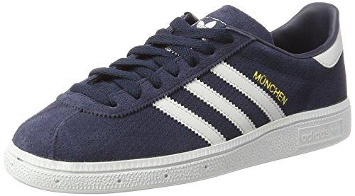 adidas Munchen, Zapatillas de Deporte Hombre, Azul (Tinley/Griuno/Dormet), 40 2/3 EU