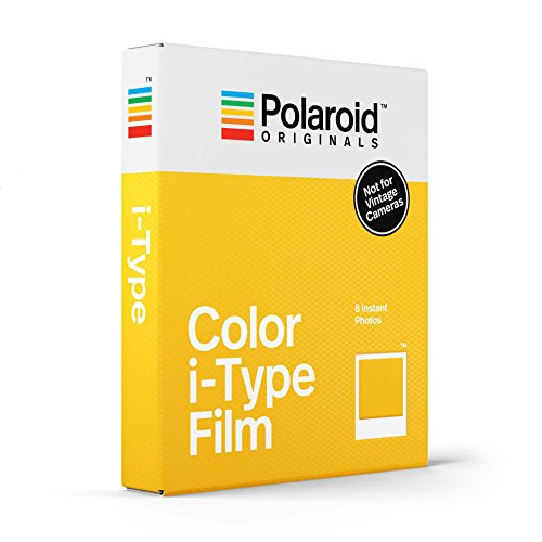Polaroid Instant Film Color Film for I-TYPE, White (4668)