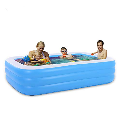 Maryaz Piscina Inflable Familiar, Piscina Inflable Piscina