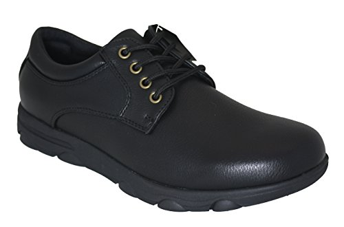 Gelato Men's 8555 Professional Comfort Work Shoe with...