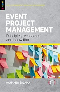 Event Project Management: Principles, technology and innovation