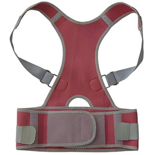 Corrector de postura ajustable para la espalda y la espalda