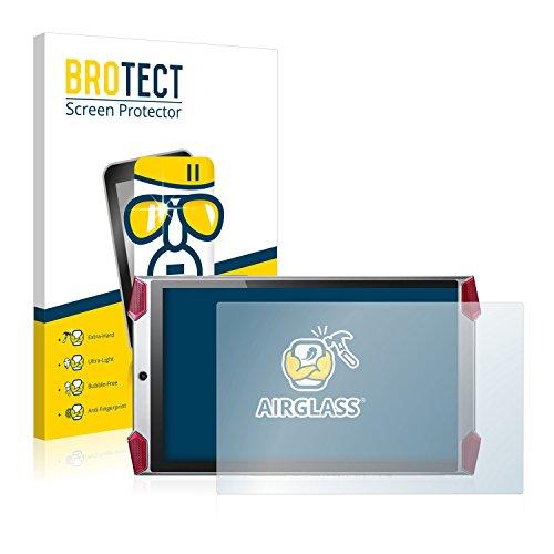 BROTECT Panzerglas Schutzfolie kompatibel mit Acer Predator 8 - AirGlass, extrem Kratzfest, Anti-Fingerprint, Ultra-transparent