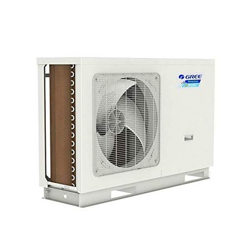 Pompa di calore monoblocco aria acqua Gree Versati 3 R32 12 Kw 1 PH