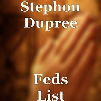 Feds List
