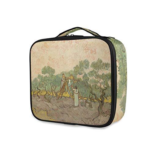 Fantazio Van Gogh Trousse de maquillage Motif olives