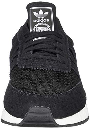 adidas I-5923, Zapatillas de Gimnasia Hombre, Negro (Core Black/Core Black/FTWR White), 36 EU