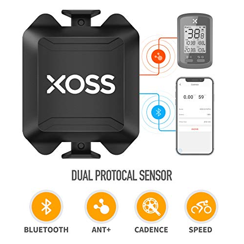 XOSS Bike Cadence Sensor & Speed Sensor