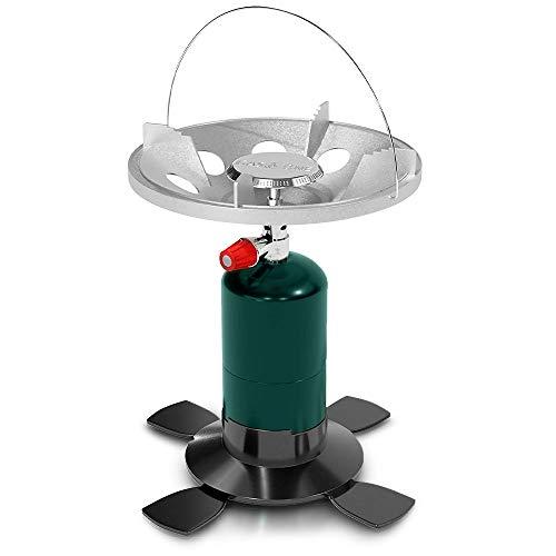 Gas One Bottletop Propane Stove Heat Adjustable -