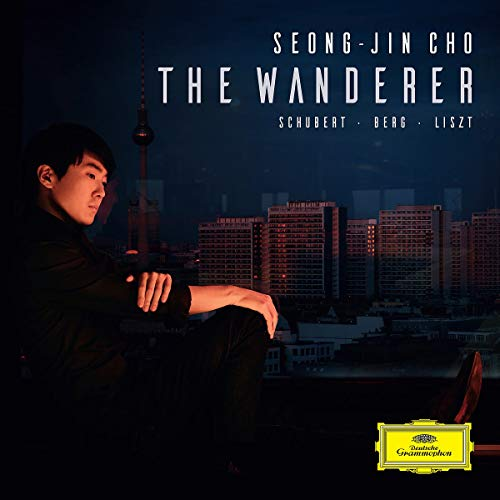 Album Art for The Wanderer (Schubert/Berg/Liszt) [2 LP] by Seong-Jin Cho