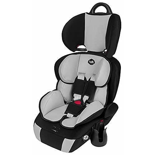 Cadeira para Auto Versati 9 a 36kg, Tutti Baby, Cinza