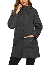 Image of SUNAELIA Rain Jacket...: Bestviewsreviews