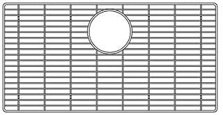 Blanco 235011 Stainless Steel Sink Grid (Ikon 33