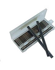 Caja de 10–82mm HSS reversible hojas de cepilladora para Makita, Black & Decker, Bosch, DeWalt and Elu cepillos entrega rápida