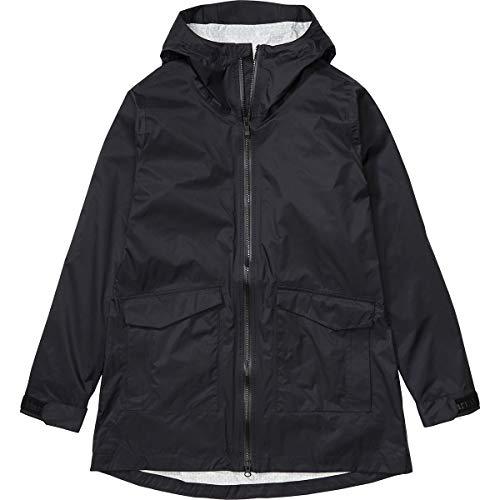 Marmot Damen Ashbury PreCip Eco Jacke Regenjacke, Black, M