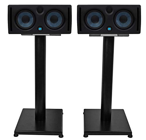 Why Should You Buy 2 Presonus ERIS E66 145w Active Powered Dual 6.5 MTM Studio Monitors+21 Stands