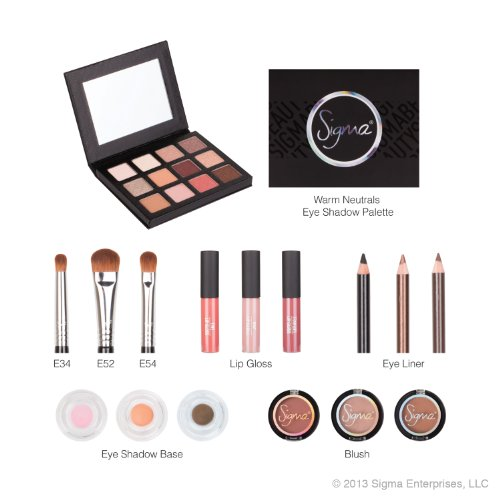 Sigma beauty - enlight collection