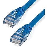 3m Cat6対応LANケーブル ブルー C6PATCH10BL 1個