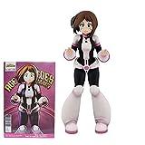 SDSF 15Cm Anime My Hero Academia Figuras Ochaco Uraraka Figurita Decoración Colección PVC Figura De ...