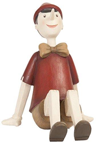 Clayre & Eef 6PR0658 Dekoration Pinocchio 15 * 11 * 14 cm