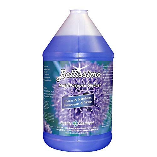 Bellissimo - All Purpose Cleaner with Fantastic Lavender aroma.-1 gallon (128 oz.)