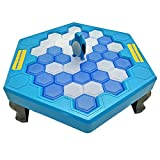 Maggift Ice-Block Breaking Game Save Penguin Table Game, Board Puzzle Game for Boys and Girls Family