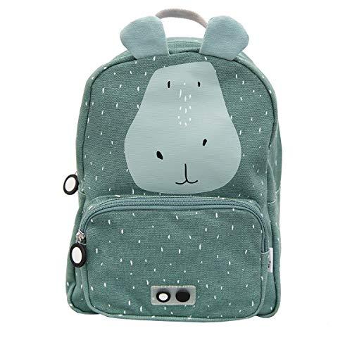 Trixie Kids - Zaino scuola materna, 31 cm, motivo: Mr. Hippo