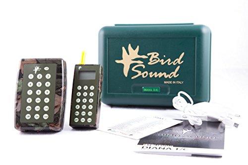 bird sound Diana HD Richiamo 100 canti