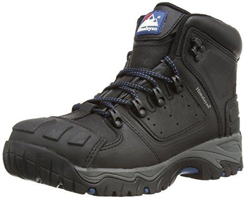 Himalayan 5206, Men's Safety Boots, Black (Black), 9 UK (43 EU)
