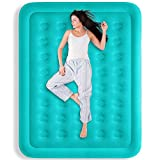 BAYKA Queen Air Mattress with Built in Pump, Durable Blow Up Inflatable Mattresses for Guests,...