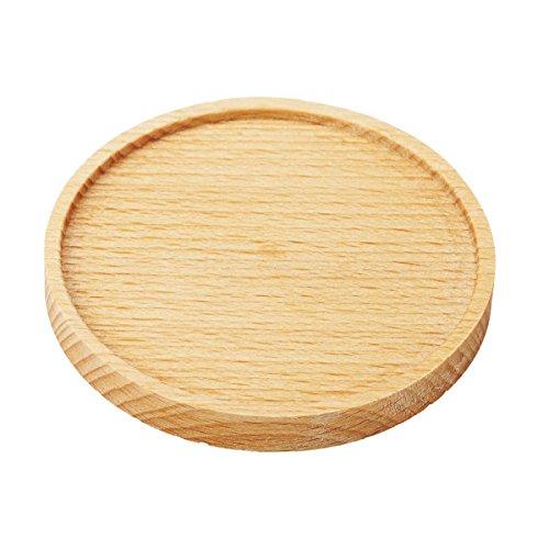 丸十『カップカバー木製』