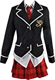 Mister Bear Trinity Seven Asami Ririsu School Uniform Cosplay Costume