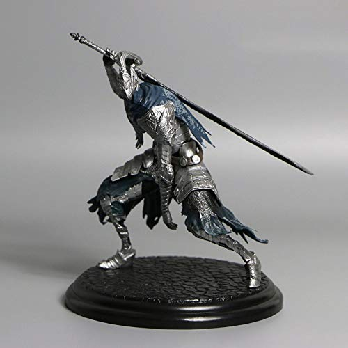 Haus Dekoration Action Figure Dark Souls Spiel Statue Spielzeug Artorias Faraam Astora Oscar Knight Black Kurokishi Zwiebel Solaire Sammlbare Figur (Color : Artorias)