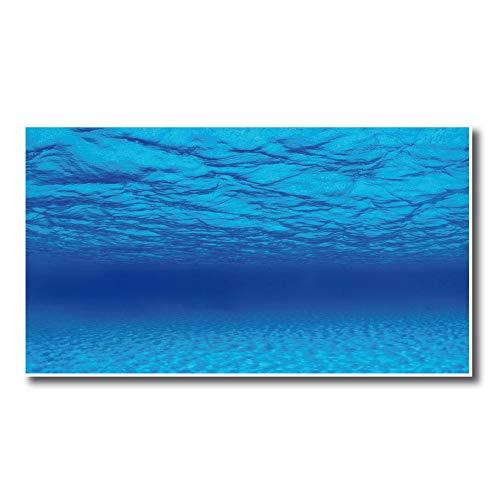 Wave Double Background Mystic Blister, 60 X 150 cm