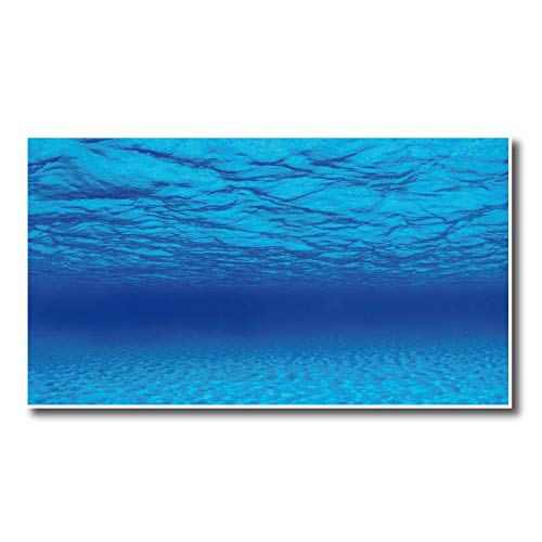 Wave Double Background Mystic Blister, 45 X 100 cm