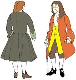 frock coat pattern pictures