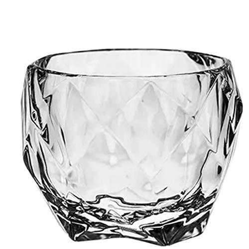 Copa de Vidrio de Whisky Creativo para el hogar Bar Beer Water Party Wedding Globes World Cup Webware,280ml