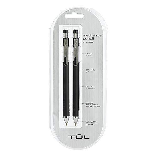 TUL 0.7mm Mechanical Pencils (2-Count)
