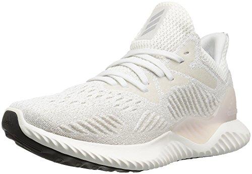 adidas Women's Alphabounce Beyond Running Shoe, White Grey, 10.5 M US